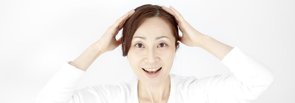 美容クリニックなら、内服薬の育毛剤も利用可能
